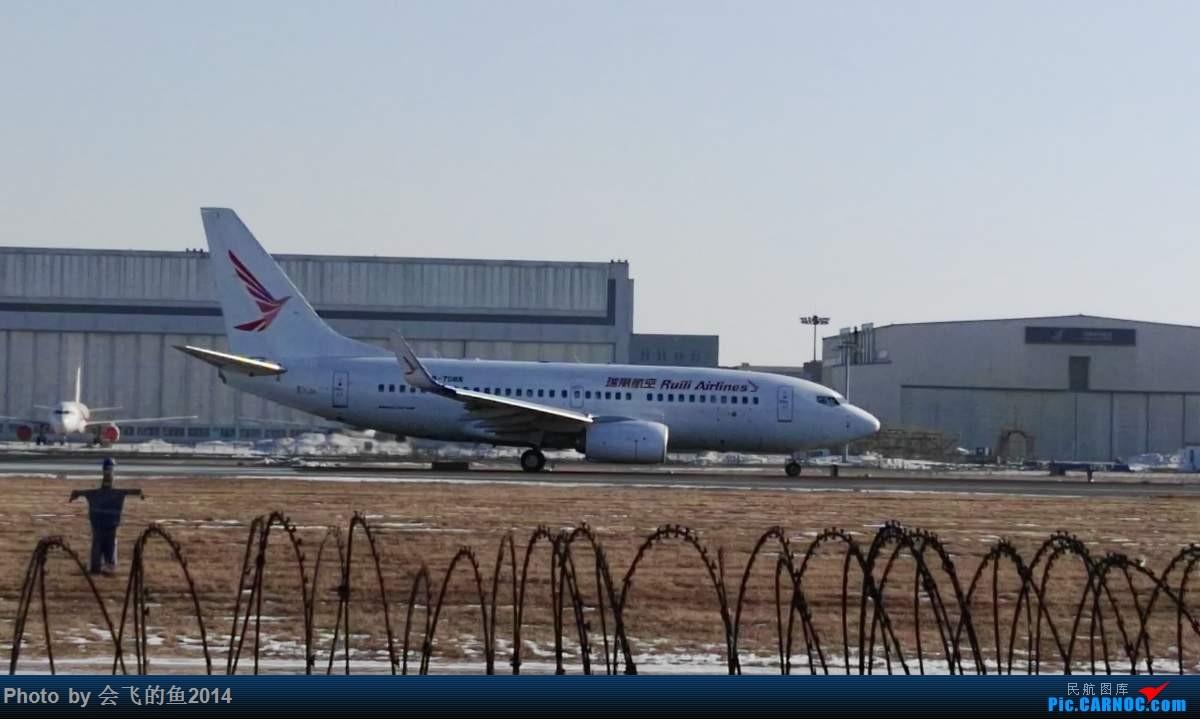 [原创]2017年1月桃仙机场拍机 737