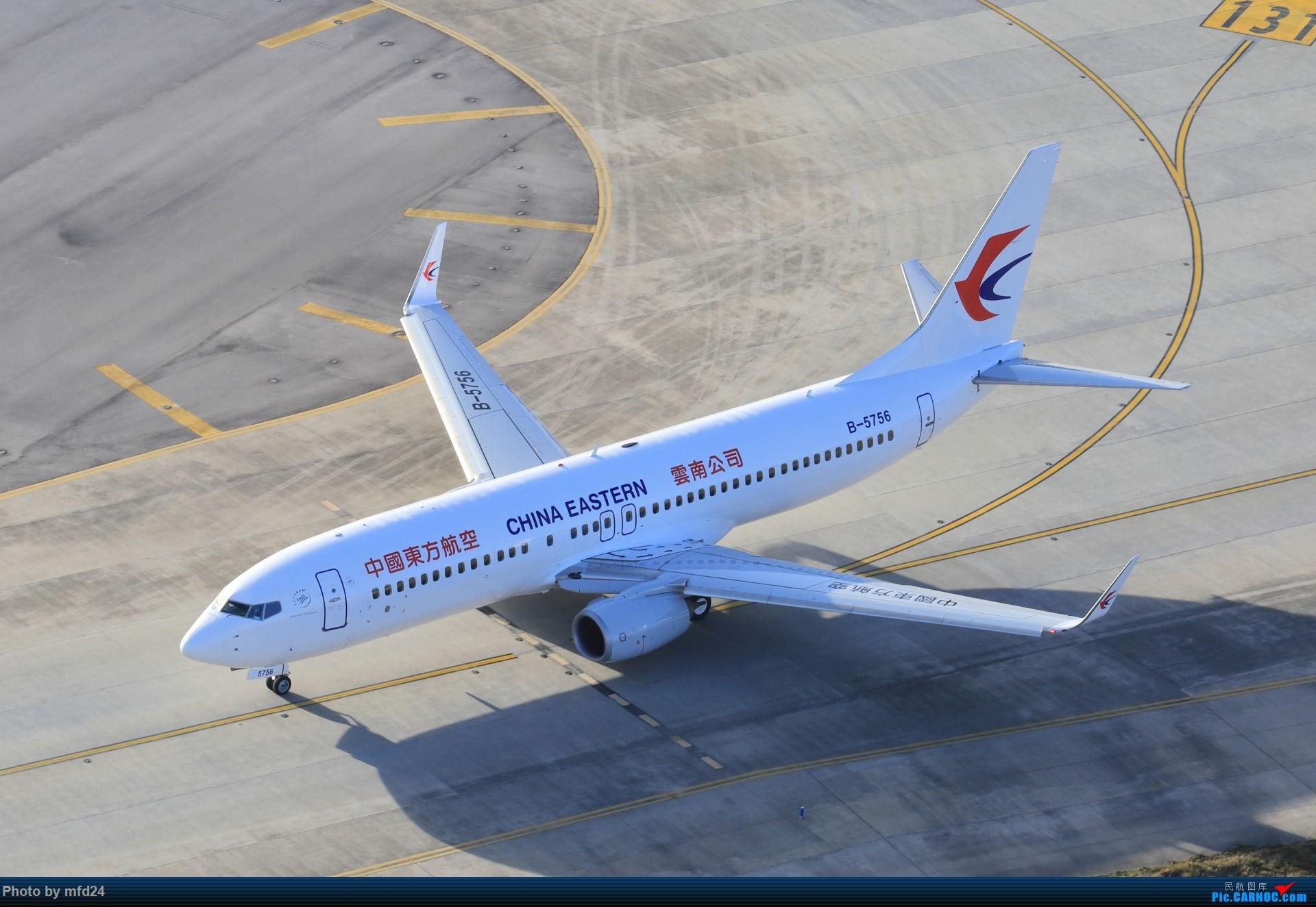 Re:[原创]来组高大上的空中航空摄影 BOEING 737-800 B-5756