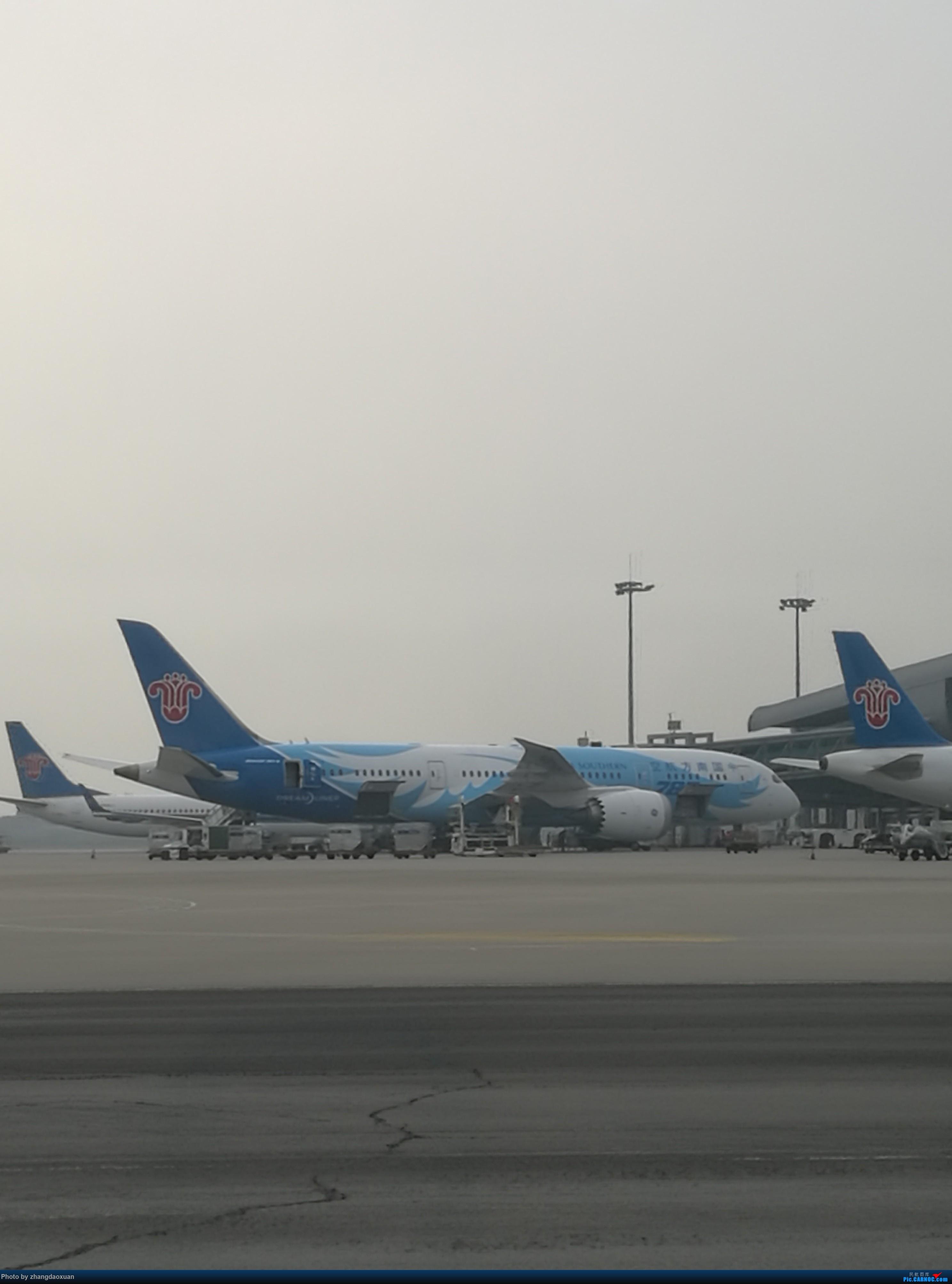 Re:又一次回到CAN拍机 BOEING 787-8 B-2725 中国广州白云国际机场