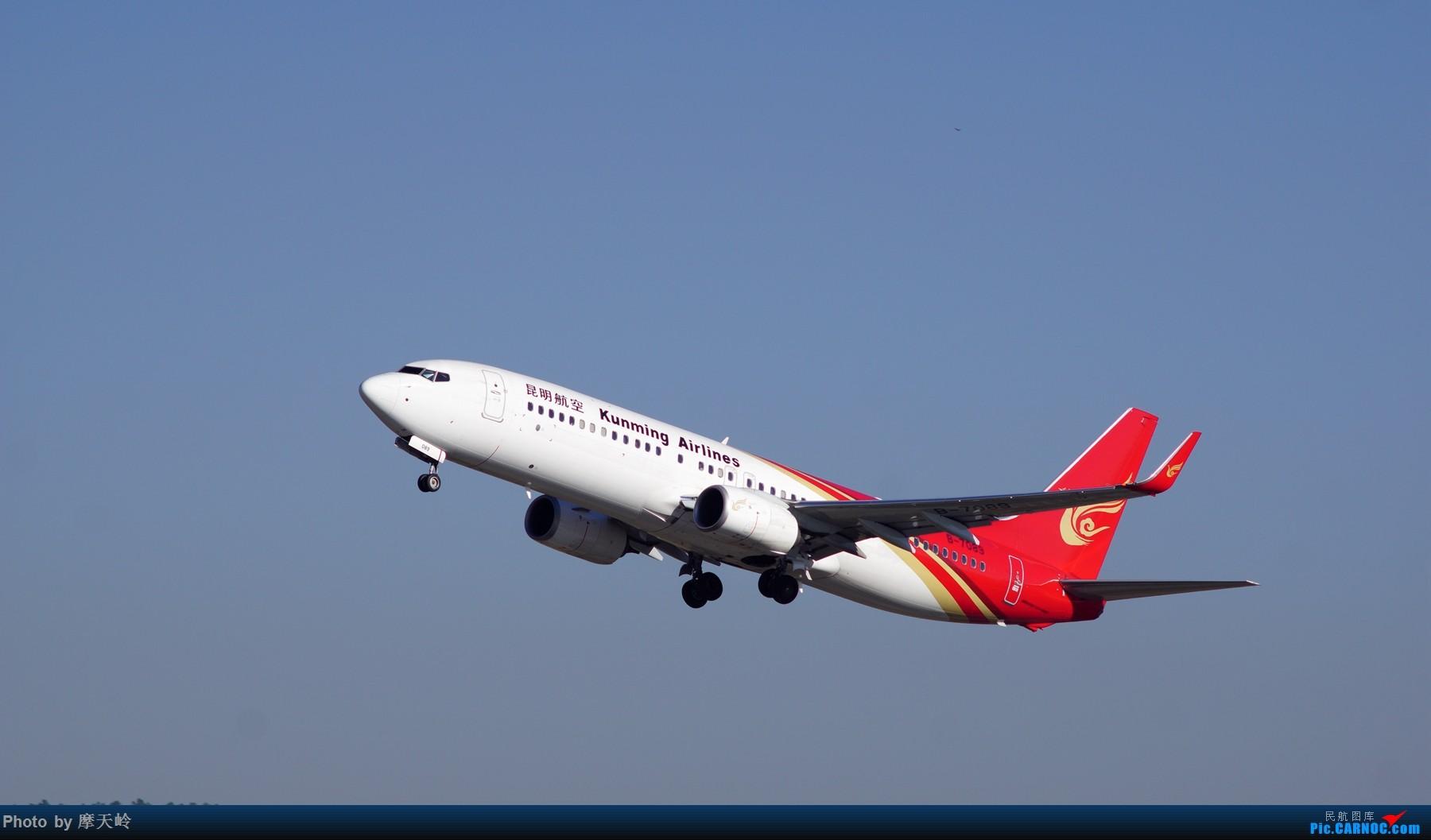Re:[原创]【长水】春节期间拍机集 BOEING 737-800 B-7089 中国昆明长水国际机场