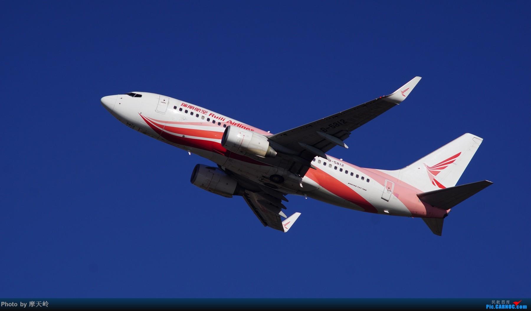 Re:[原创]【长水】春节期间拍机集 BOEING 737-700 B-5812 中国昆明长水国际机场