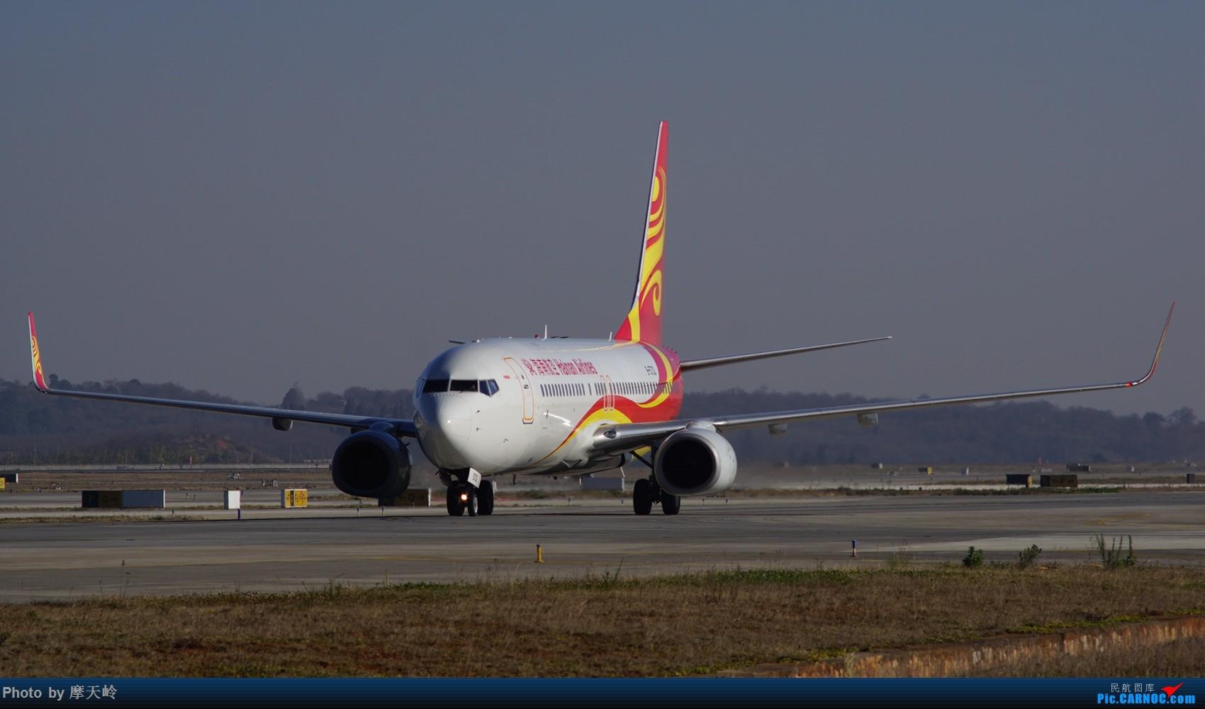 Re:[原创]【长水】春节期间拍机集 BOEING 737-800 B-5733 中国昆明长水国际机场