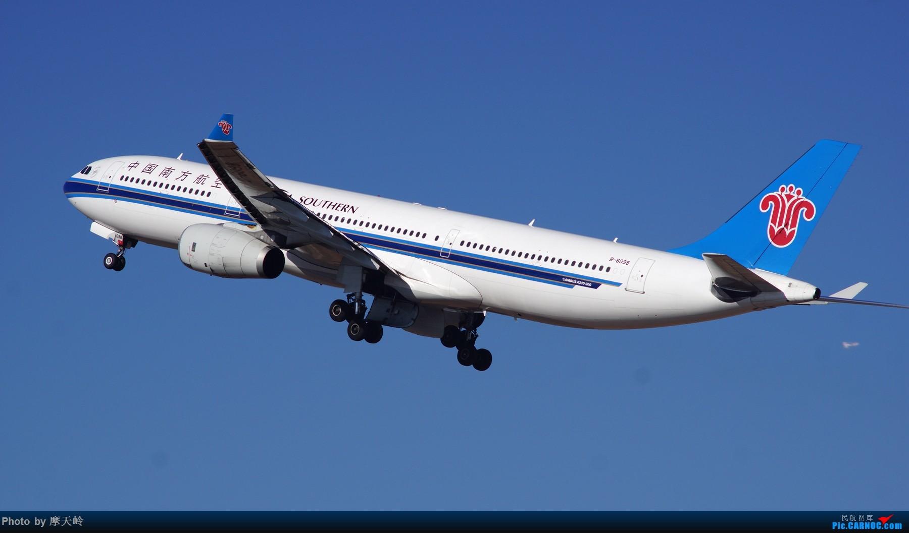 Re:[原创]【长水】春节期间拍机集 AIRBUS A330-300 B-6098 中国昆明长水国际机场