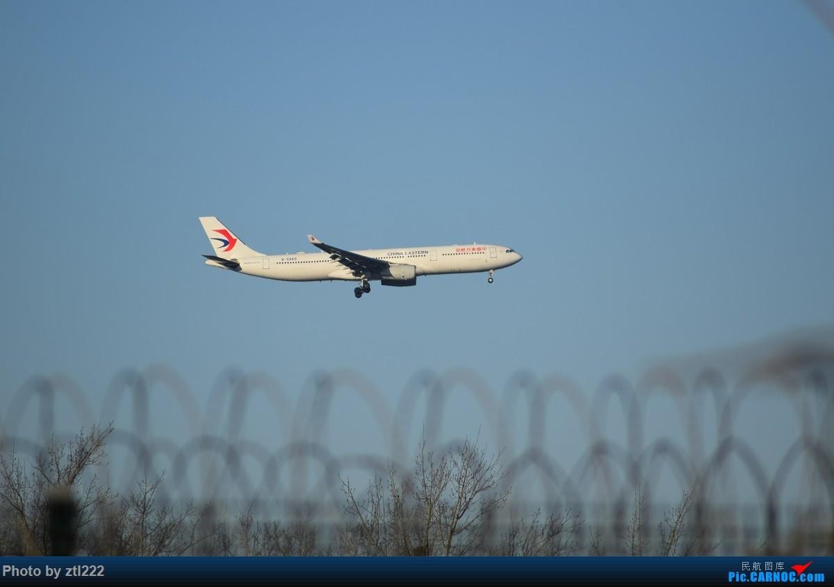 Re:[原创]正月15去PEK拍机,没白去,,稀货好货,,一起上 AIRBUS A330-300 B-5969 中国北京首都国际机场