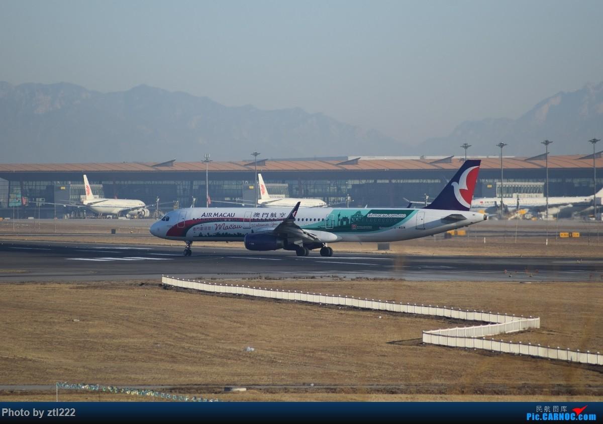 Re:[原创]正月15去PEK拍机,没白去,,稀货好货,,一起上 AIRBUS A321-200 B-MBM 中国北京首都国际机场