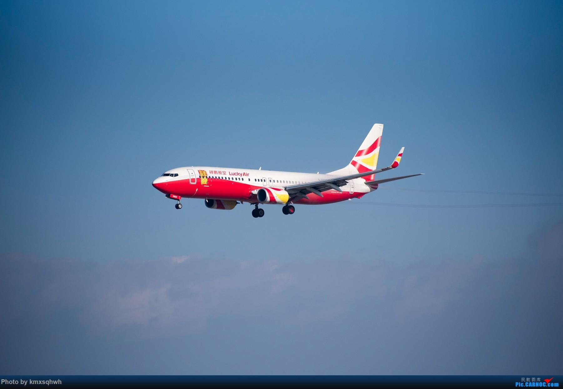 Re:[原创]新人首次发图,请各位飞友指点 BOEING 737-800 B-6800