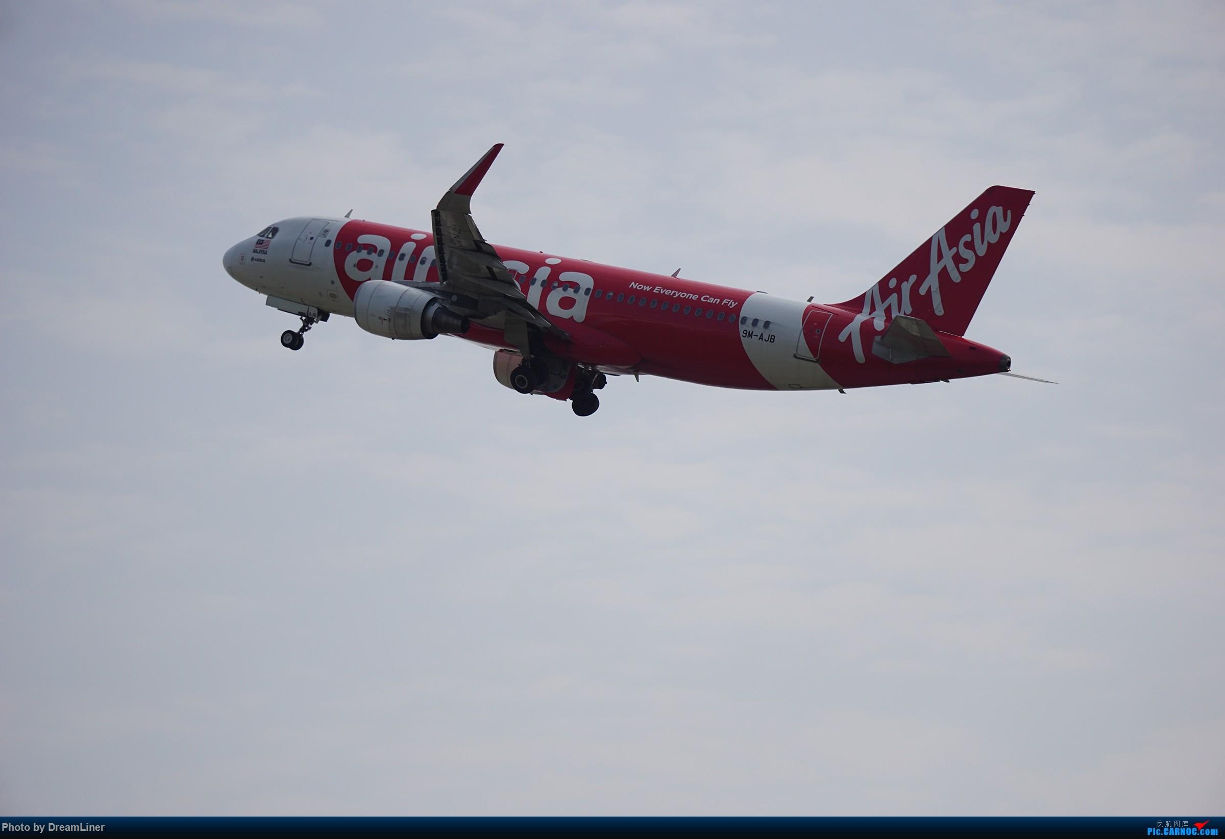 [原创]【随便发几张】2016.02.11CAN拍机 AIRBUS A320-200 9M-AJB 中国广州白云国际机场