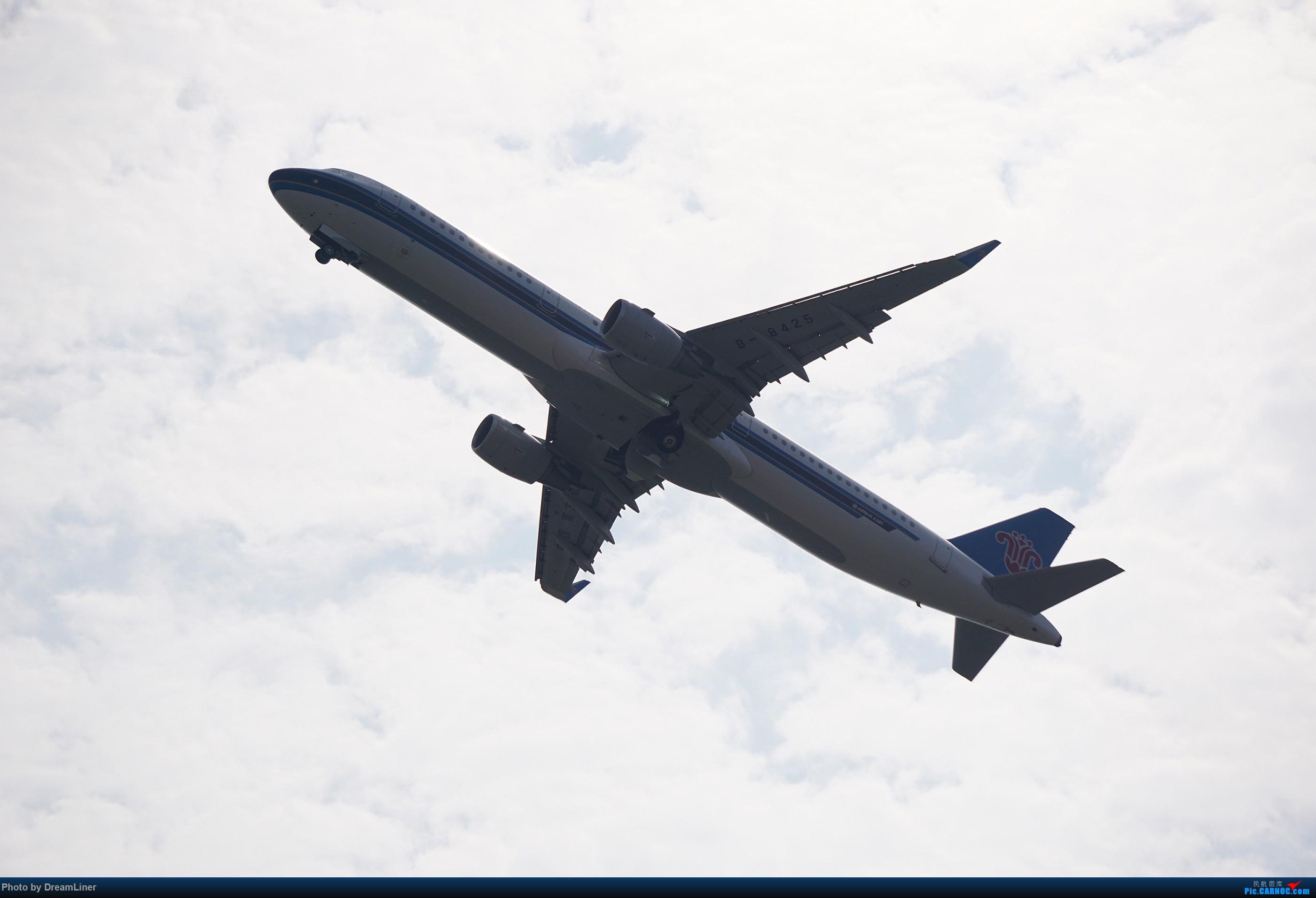 Re:[原创]【随便发几张】2016.02.11CAN拍机 AIRBUS A321-200 B-8425 中国广州白云国际机场