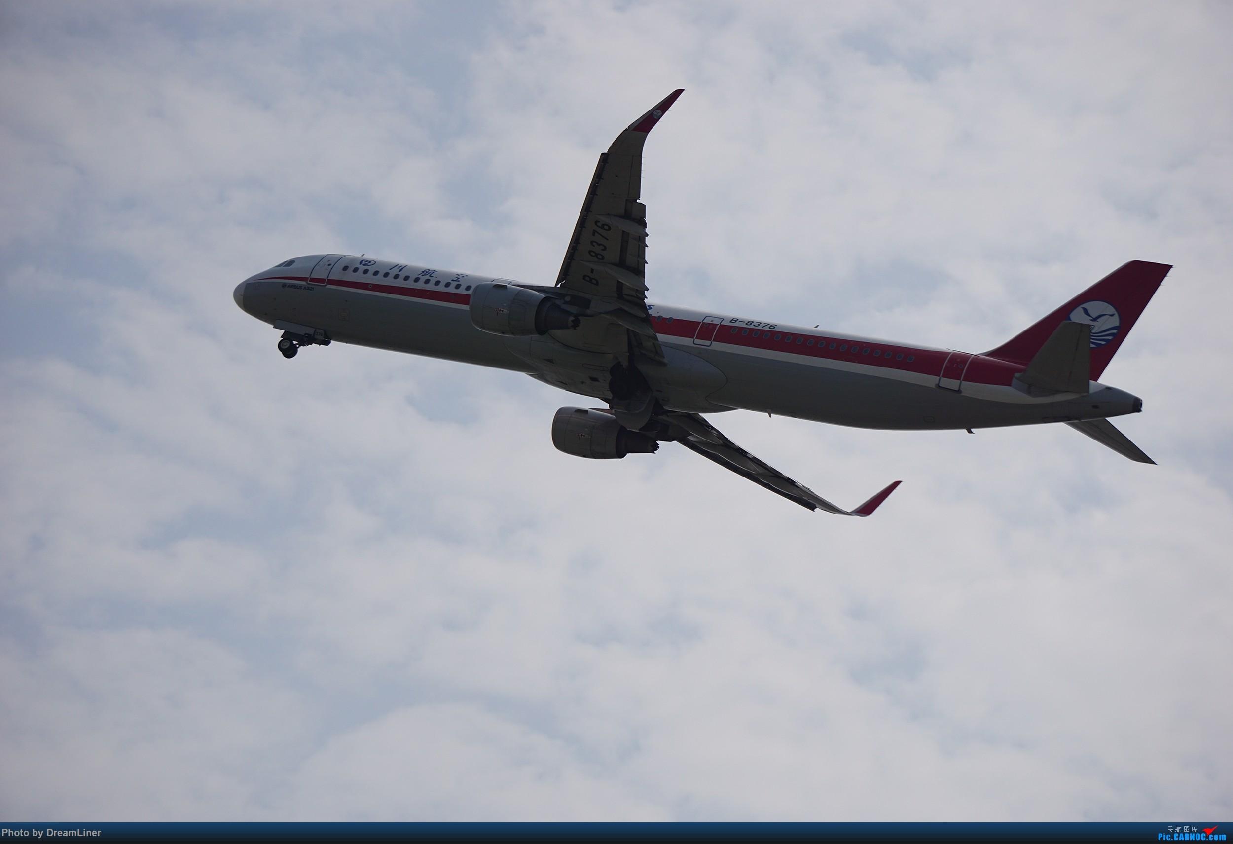 Re:[原创]【随便发几张】2016.02.11CAN拍机 AIRBUS A321-200 B-8376 中国广州白云国际机场