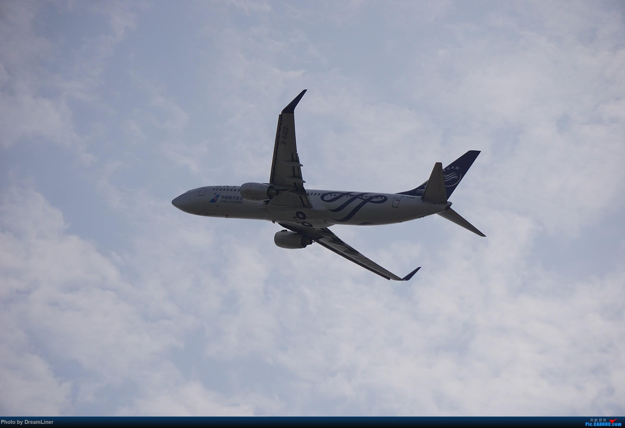 Re:[原创]【随便发几张】2016.02.11CAN拍机 BOEING 737-800 B-5469 中国广州白云国际机场