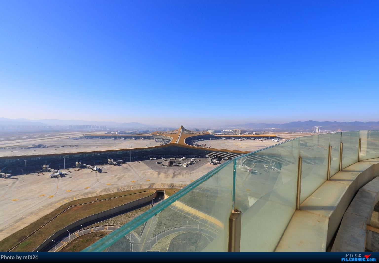 Re:[原创]来组高大上的空中航空摄影    中国昆明长水国际机场