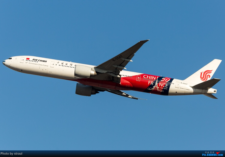 Re:[原创]「多图多机」美航789 / 全日空星战 / 及其他 BOEING 777-300ER B-2047 中国北京首都国际机场