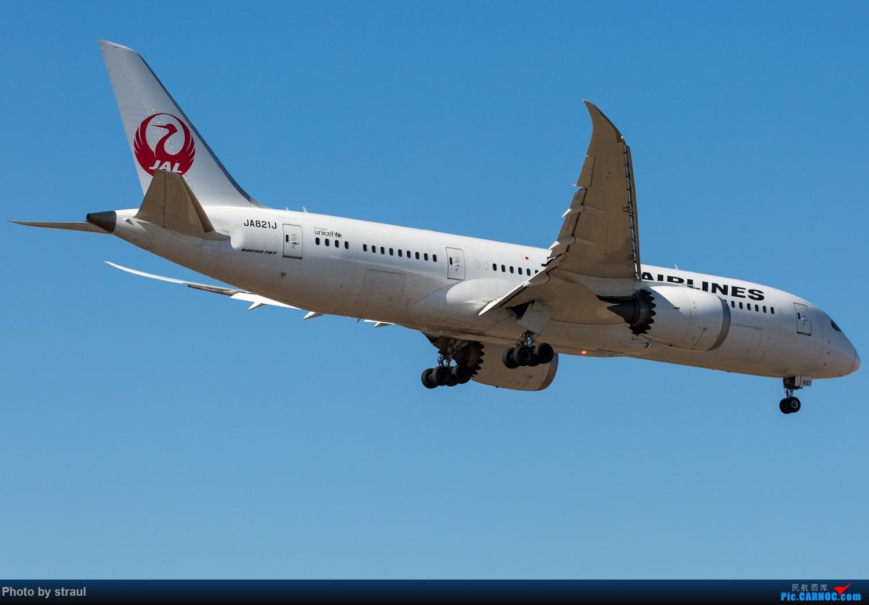 Re:[原创]「多图多机」美航789 / 全日空星战 / 及其他 BOEING 787-8 JA821J 中国北京首都国际机场