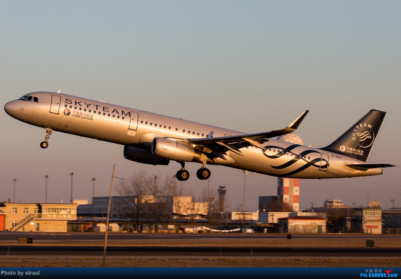 Re:[原创]「多图多机」美航789 / 全日空星战 / 及其他 AIRBUS A321-200 B-1837 中国北京首都国际机场