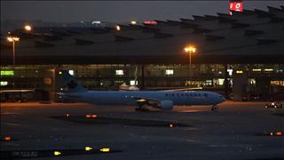 Re:【PEK 01】南向起飞几张 日航787 加航777等