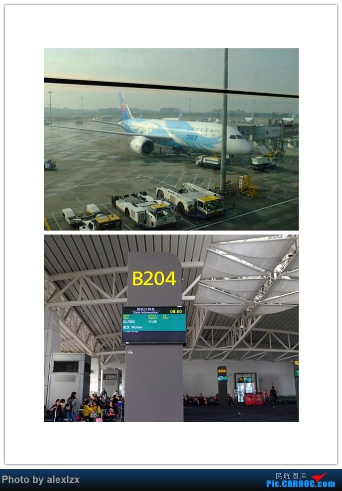 Re:CAN—BHY(年假結束,回BHY開工) BOEING 787-8 B-2737 中国广州白云国际机场