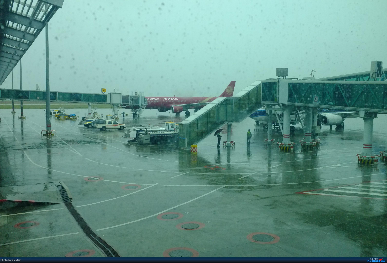 Re:CAN—BHY(年假結束,回BHY開工) AIRBUS A320-200 B-6922 中国北海福成机场