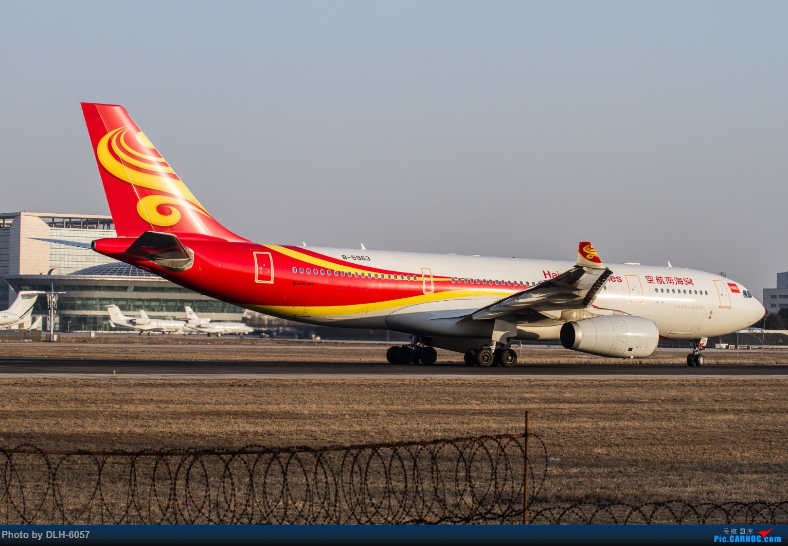 Re:[原创]螃蟹 AIRBUS A330-200 B-5963