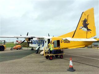 Re:【XMN】坐小飞机穿梭在英吉利海峡上的小岛间~