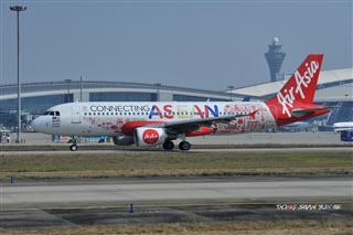 Re:广州(CAN)亚航图集-AirAsia