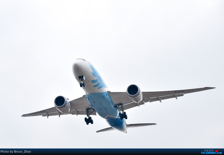 [原创]重庆江北国际机场拍摄 南航 787-8 BOEING 787-8 B-2726 中国重庆江北国际机场