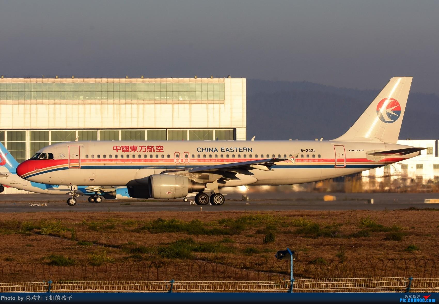 Re:[原创]【机机的飞飞】 KMG昆明长水,年初存货 AIRBUS A320-200 B-2221 中国昆明长水国际机场