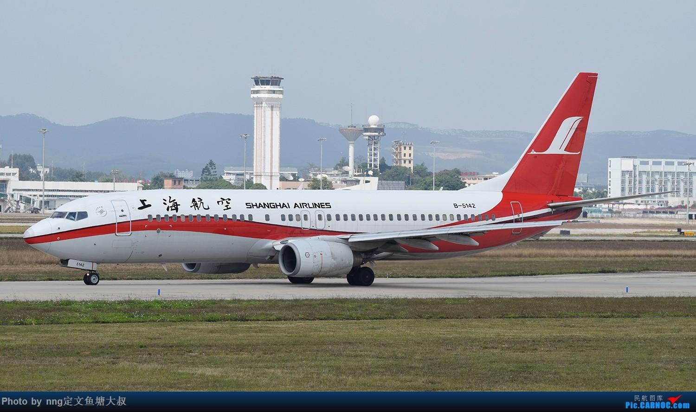 Re:[原创]稀客蛇鸟,泰东763降临nng BOEING 737-800 B-5142 中国南宁吴圩国际机场