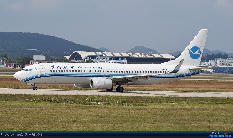 Re:[原创]稀客蛇鸟,泰东763降临nng BOEING 737-800 B-5601 中国南宁吴圩国际机场