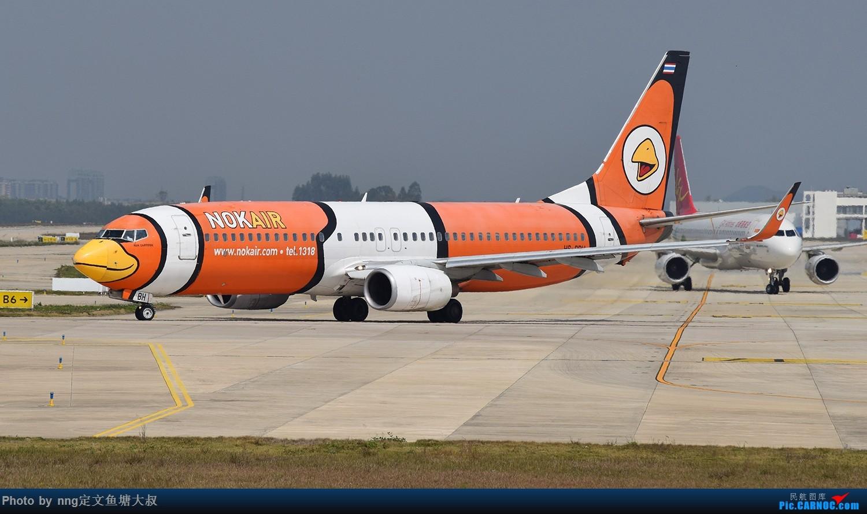 Re:[原创]稀客蛇鸟,泰东763降临nng BOEING 737-800 HS-DBH