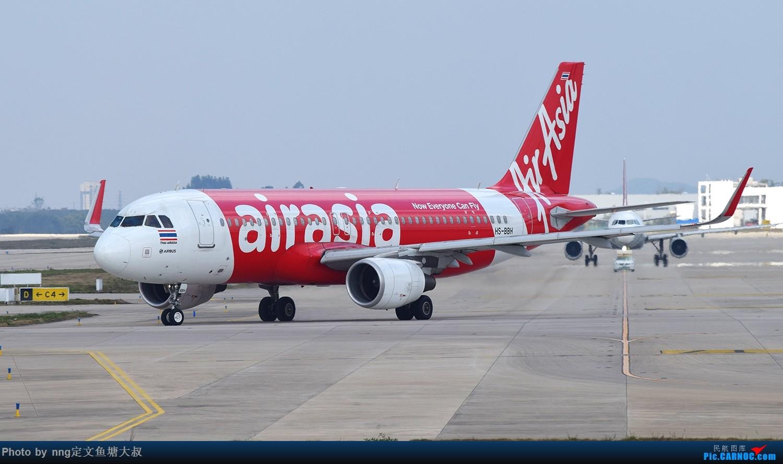 Re:[原创]稀客蛇鸟,泰东763降临nng AIRBUS A320 HS-BBH 中国南宁吴圩国际机场
