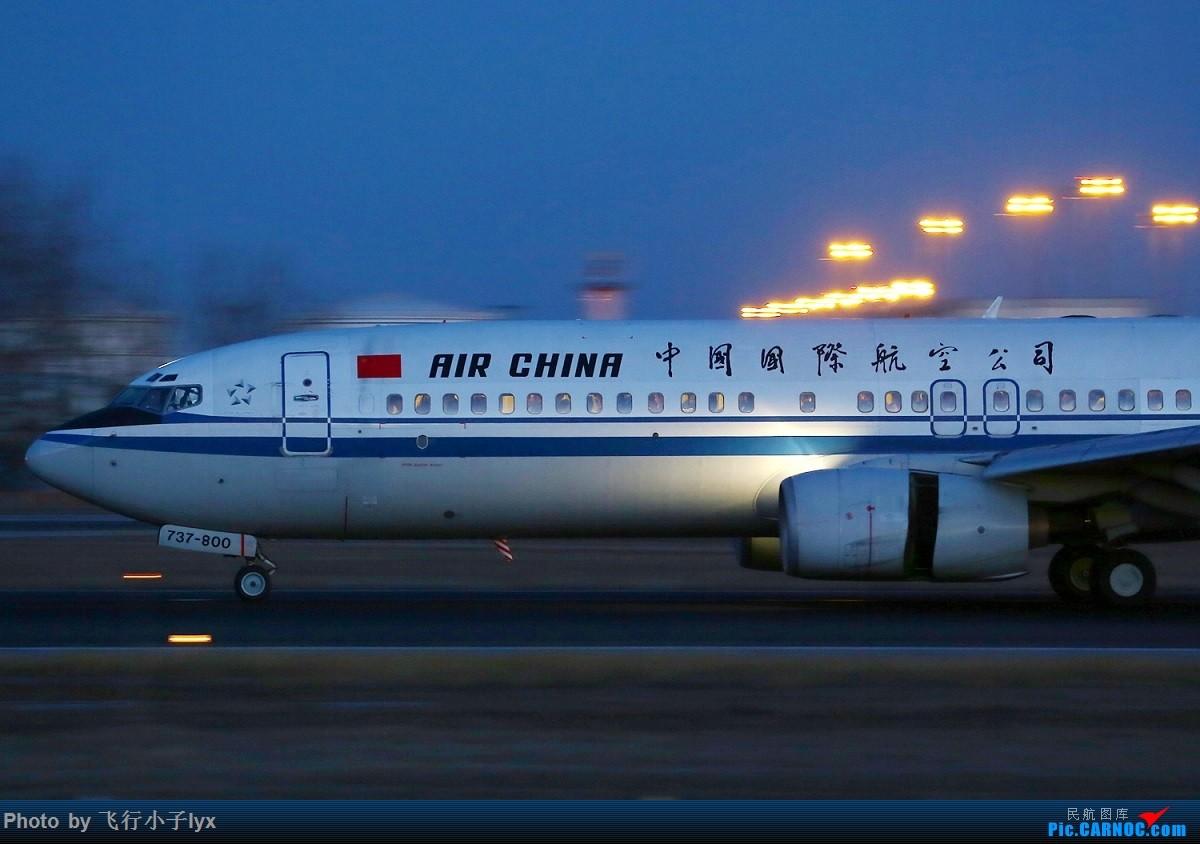 Re:[原创]小夜景十张 BOEING 737-800 B-5438 中国北京首都国际机场