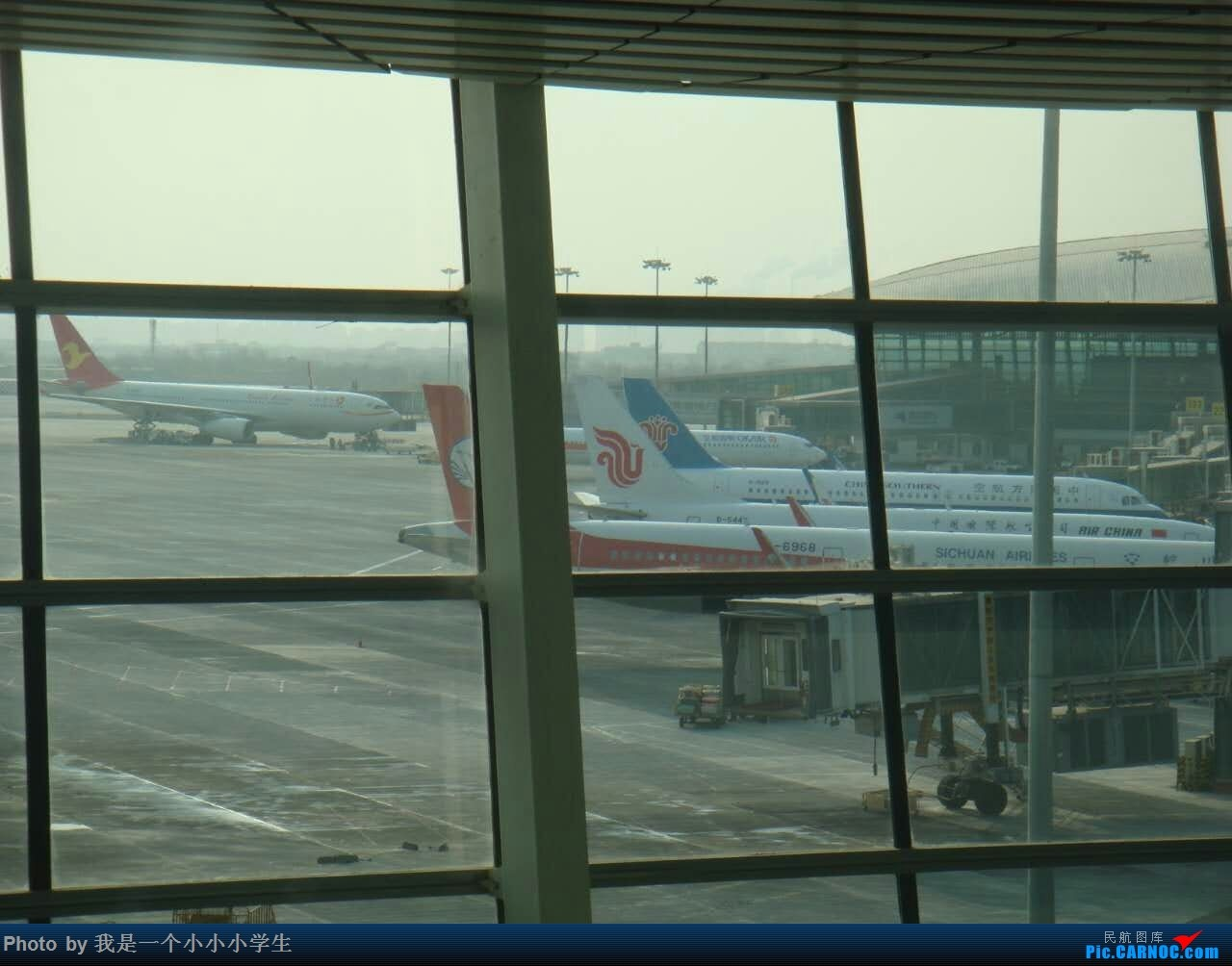 [原创]天津-澳门-珠海-天津五日游[上] AIRBUS A321-200 B-6968 中国珠海金湾机场