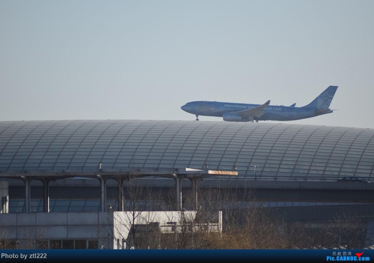 Re:[原创]【天天拍机1】正月15去PEK拍机,没白去,,稀货好货,,一起上 AIRBUS A330-200  中国北京首都国际机场