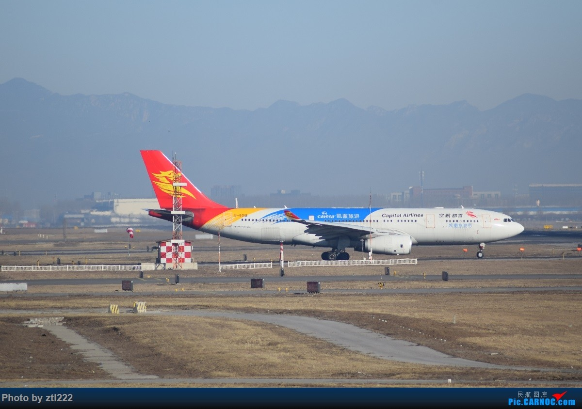 Re:[原创]【天天拍机1】正月15去PEK拍机,没白去,,稀货好货,,一起上 AIRBUS A330-200 B-8019 中国北京首都国际机场