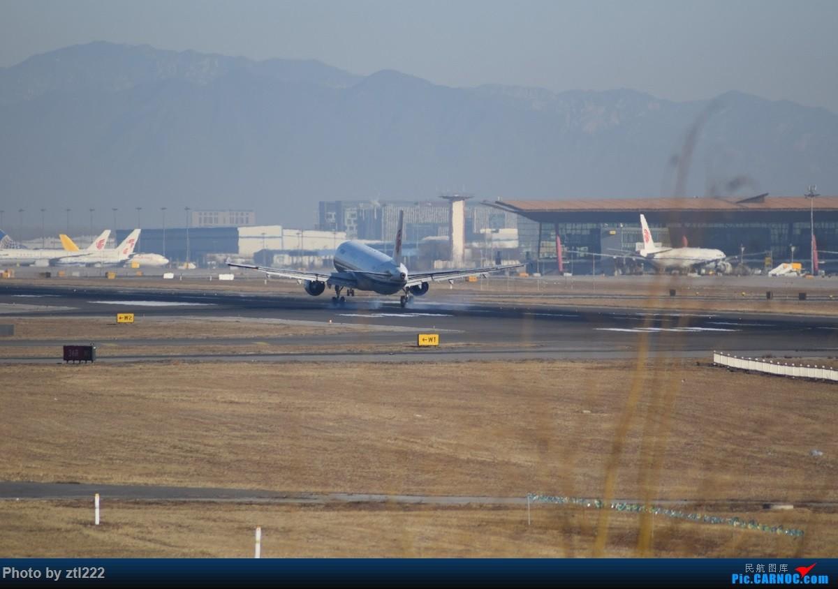 Re:[原创]【天天拍机1】正月15去PEK拍机,没白去,,稀货好货,,一起上 AIRBUS A321-200 B-6599 中国北京首都国际机场
