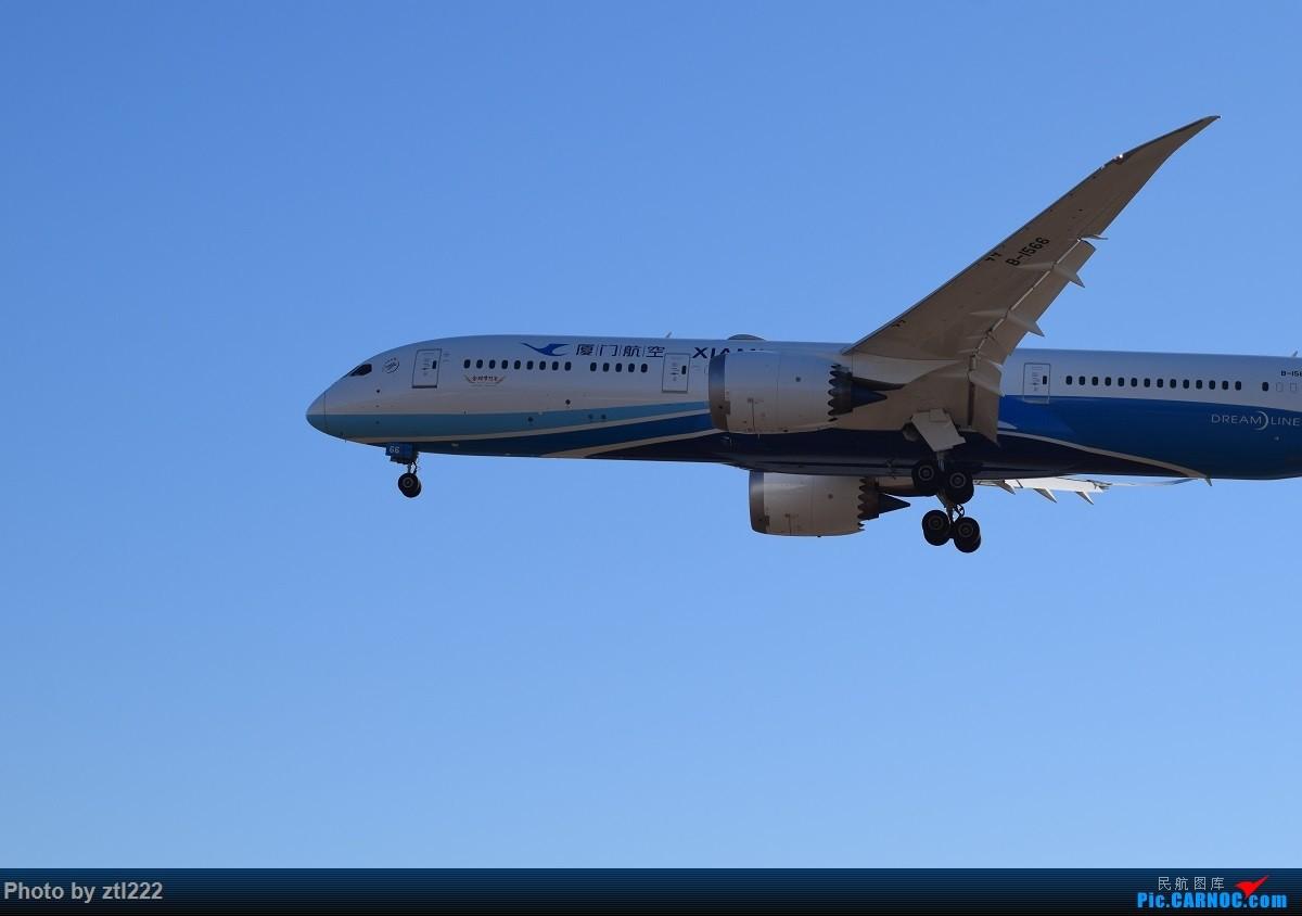 Re:[原创]【天天拍机1】正月15去PEK拍机,没白去,,稀货好货,,一起上 BOEING 787-9 B-1566 中国北京首都国际机场
