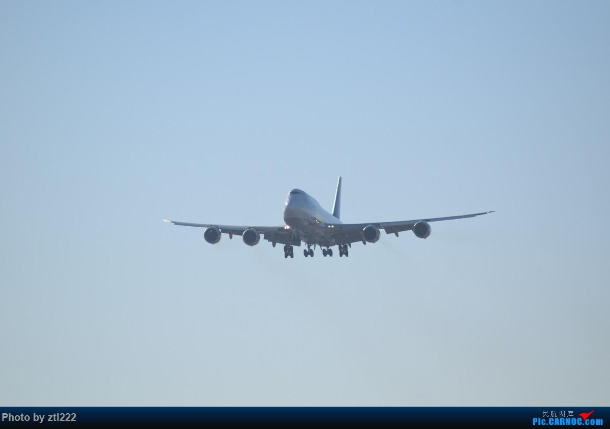 Re:[原创]【天天拍机1】正月15去PEK拍机,没白去,,稀货好货,,一起上 BOEING 747-8I  中国北京首都国际机场