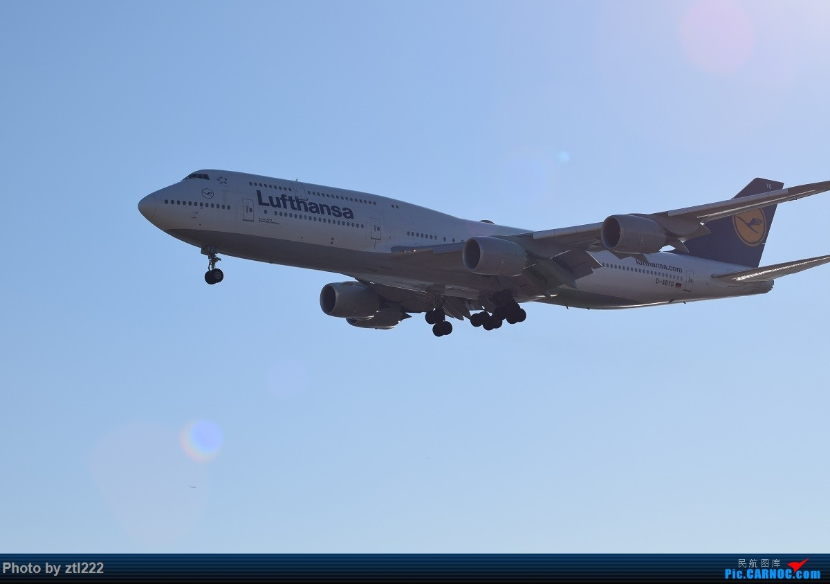 Re:[原创]【天天拍机1】正月15去PEK拍机,没白去,,稀货好货,,一起上 BOEING 747-8I D-ABYG 中国北京首都国际机场