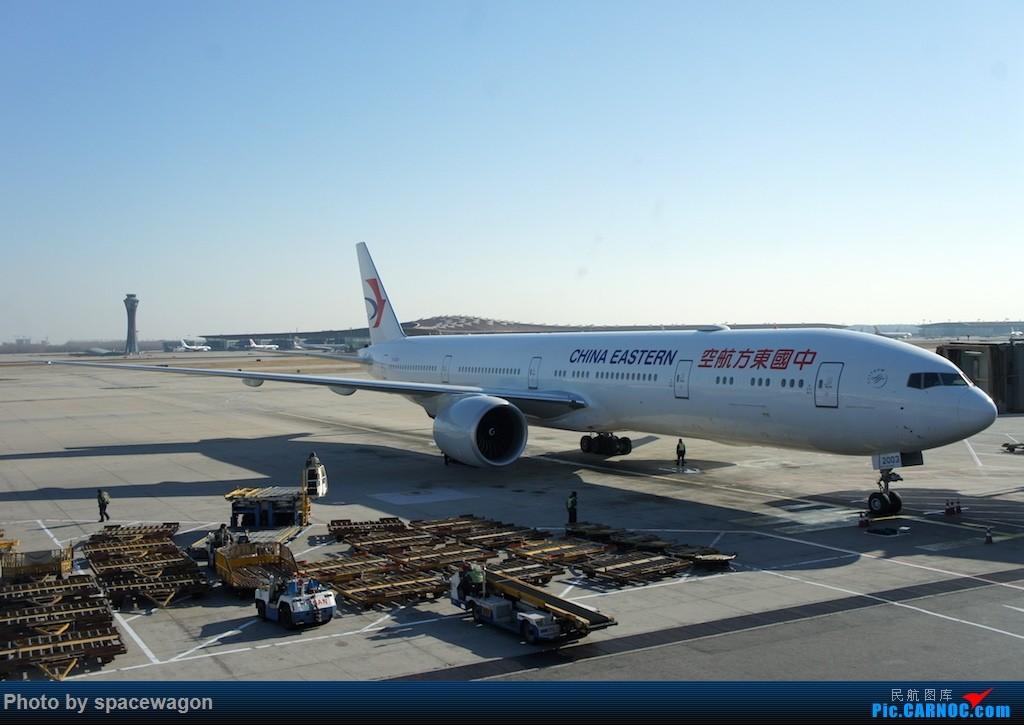 [原创]{瓦罐出品} 那些年飞过的京沪线P舱 BOEING 777-300ER  PEK