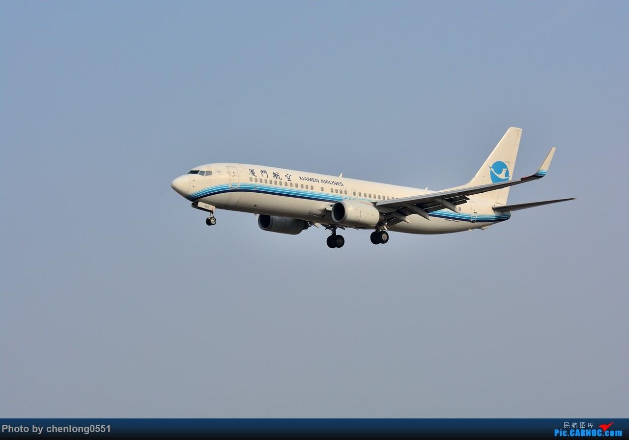 Re:[原创]【合肥飞友会·霸都打机队】迟到的年会作业 BOEING 737-800 B-5605 中国合肥新桥国际机场