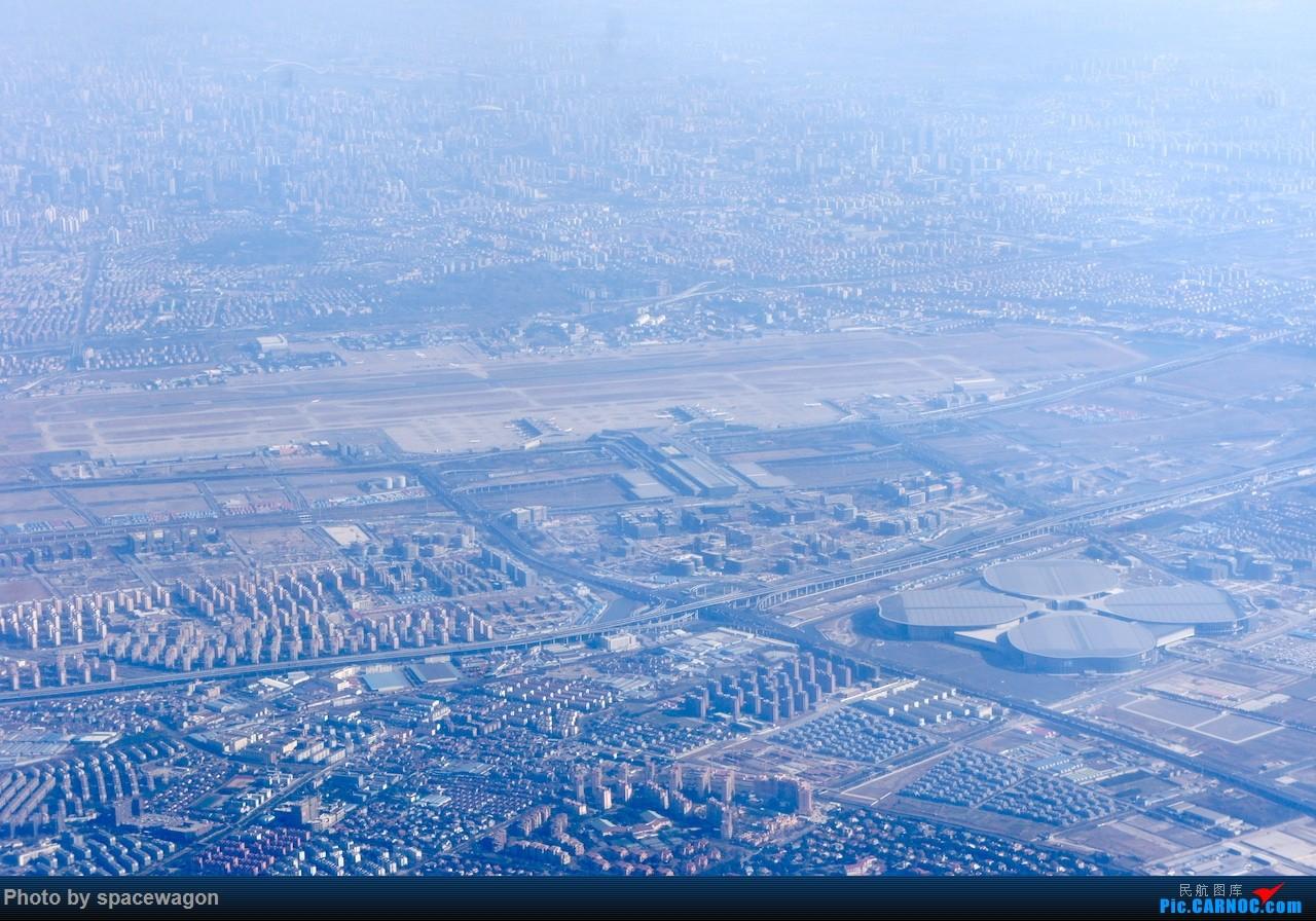 Re:[原创]{瓦罐出品} 那些年飞过的京沪线P舱 BOEING 777-300ER   中国上海虹桥国际机场