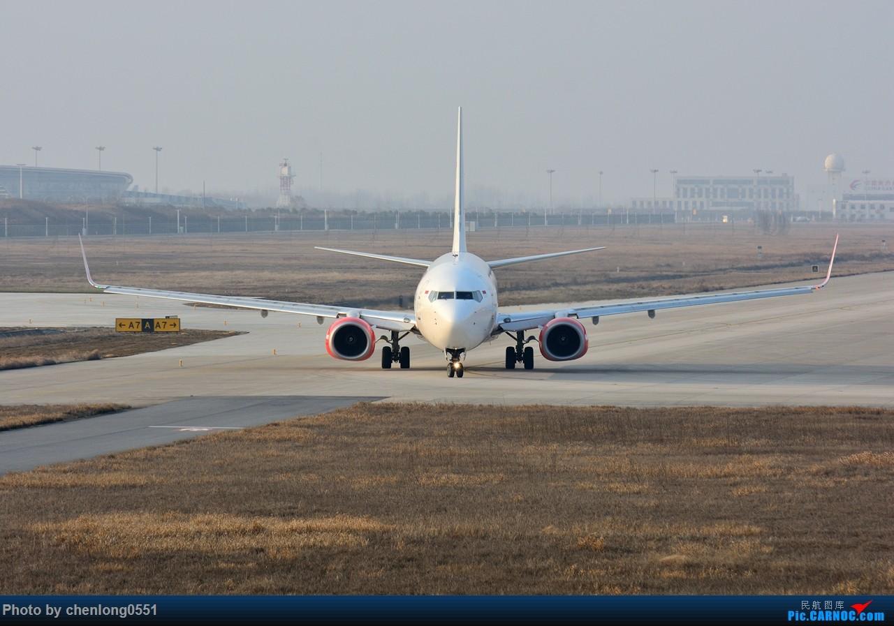 Re:[原创]【合肥飞友会·霸都打机队】迟到的年会作业 BOEING 737-900ER PK-LOF 中国合肥新桥国际机场