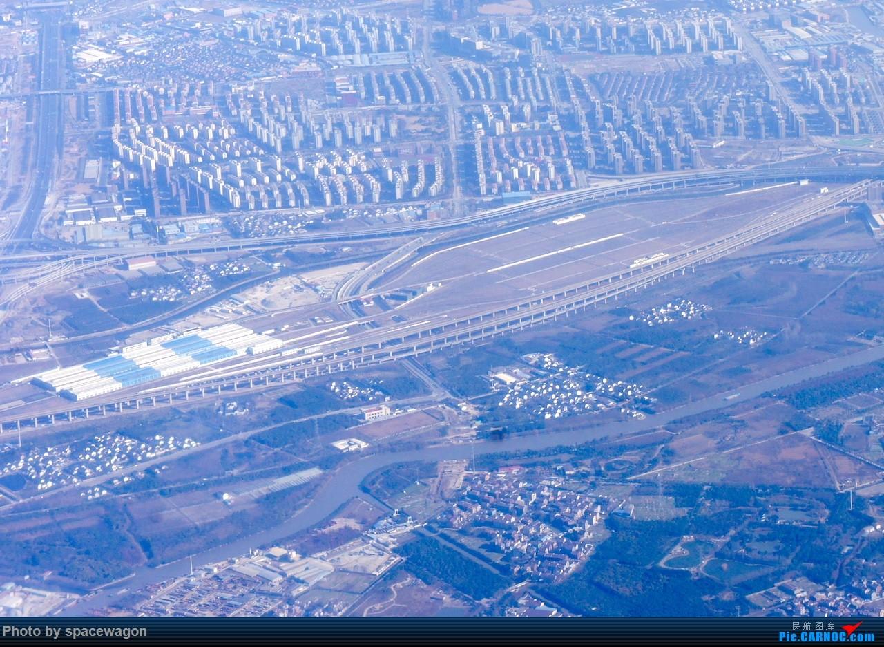Re:[原创]{瓦罐出品} 那些年飞过的京沪线P舱    中国上海虹桥国际机场