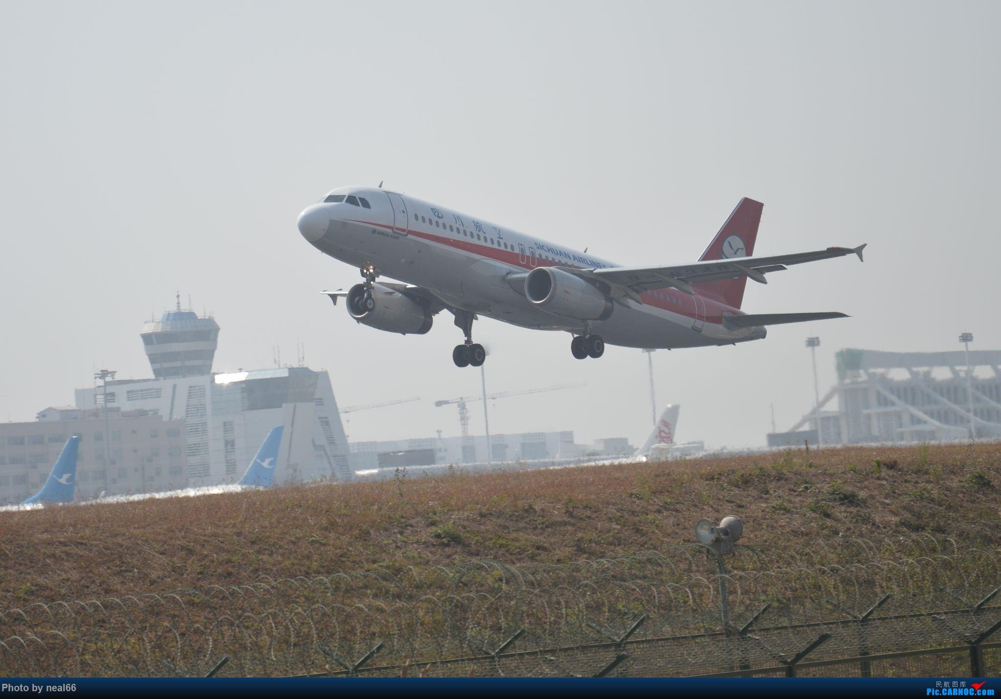 Re:[原创]厦门机场拍机 AIRBUS A320-200 B-6348 中国厦门高崎国际机场