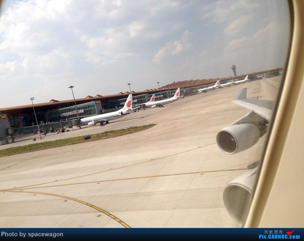 Re:[原创]{瓦罐出品} 那些年飞过的京沪线P舱 BOEING 747-400