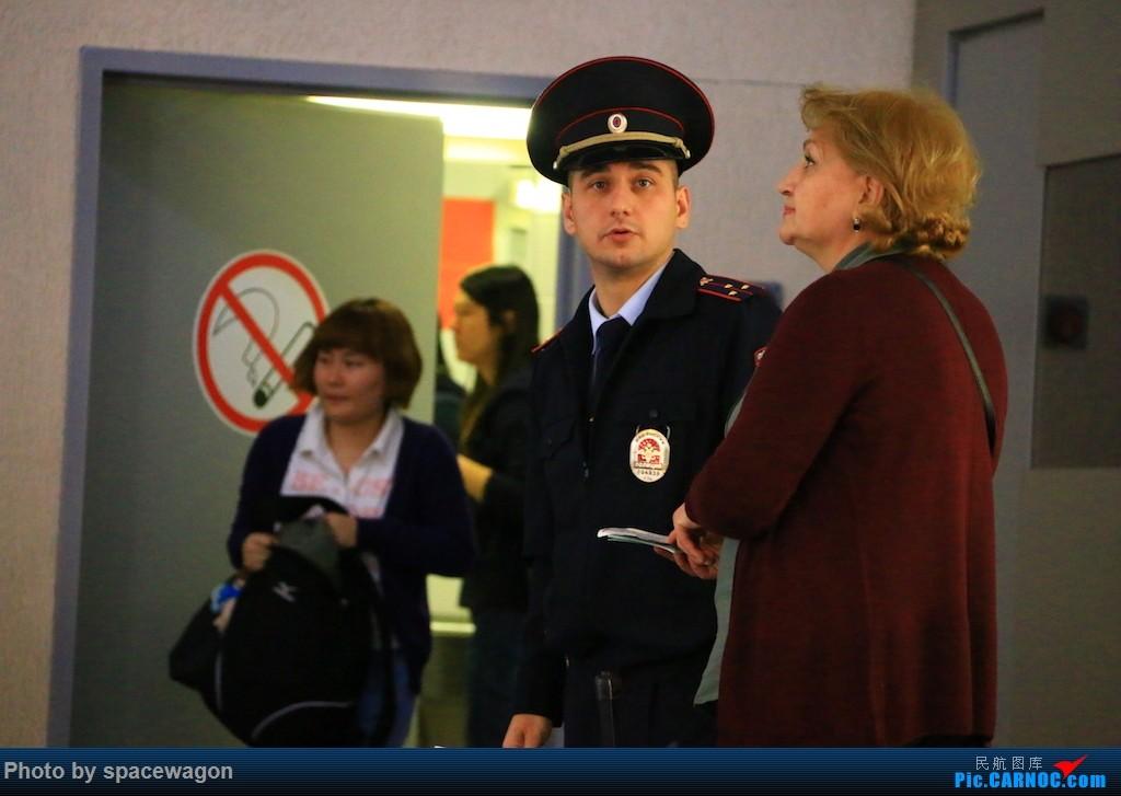Re:[原创]{瓦罐出品} 为我大俄航正名:14年俄航北京莫斯科罗马往返加瑞士少女峰登山铁路和法国勃艮第酒庄之路    俄罗斯谢诺梅杰沃机场