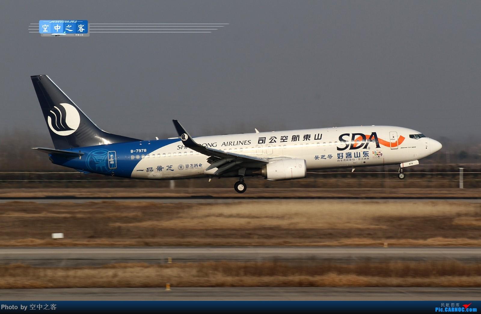 Re:[原创][合肥飞友会·霸都打机队]有百机 有白机 有花机 ...续集 BOEING 737-800 B-7978 合肥新桥国际机场