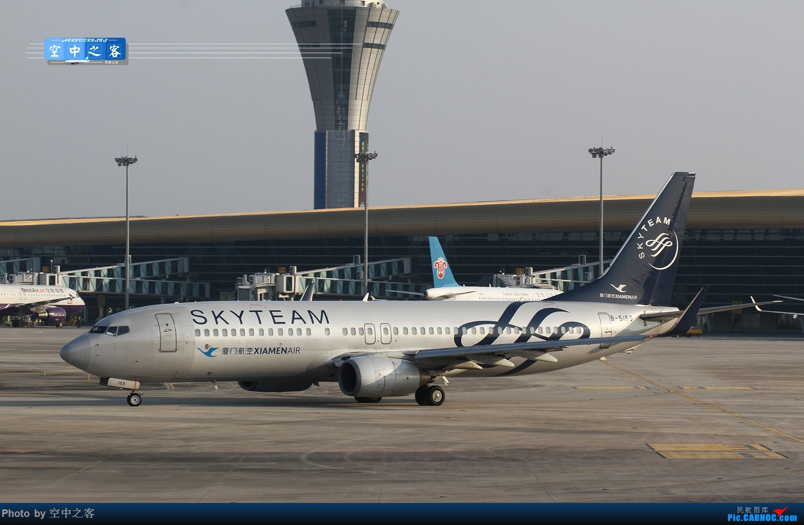 Re:[原创][合肥飞友会·霸都打机队]有百机 有白机 有花机 ...续集 BOEING 737-800 B-5159 合肥新桥国际机场