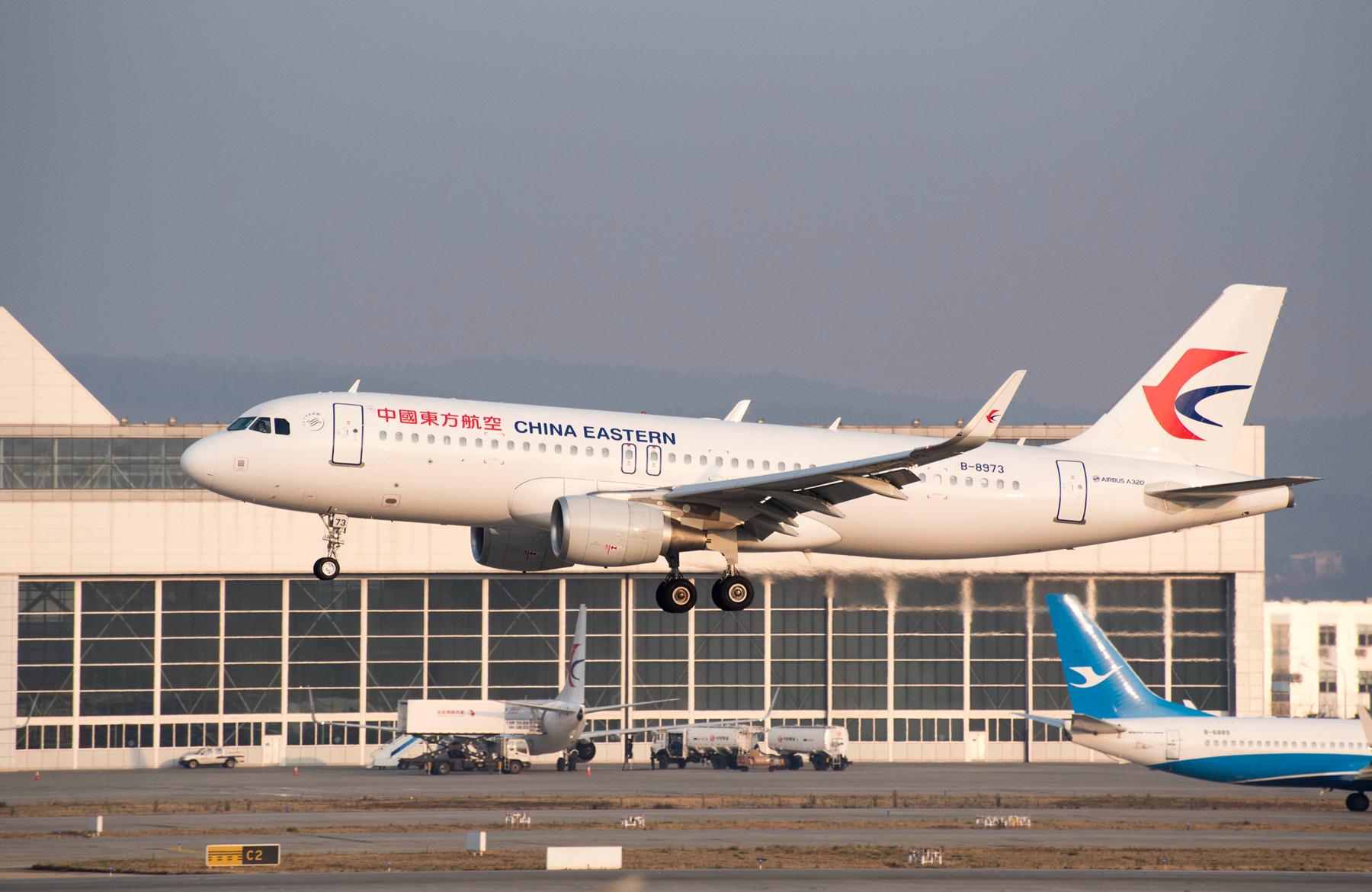 Re:[原创]长水拍机 AIRBUS A320-200 B-8973 昆明长水机场