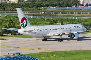 【PEK】塔吉克航空(7J,Tajik Air) EY-757 B752